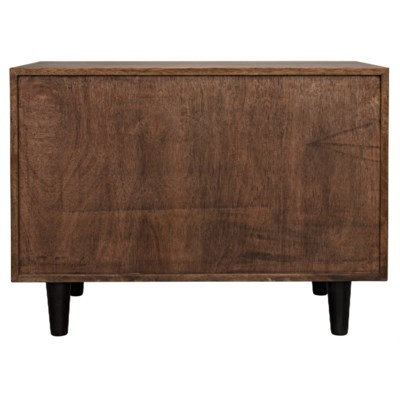Nietzsche Sideboard, Dark Walnut