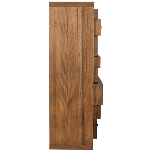 Maga Tall Sideboard, Dark Walnut
