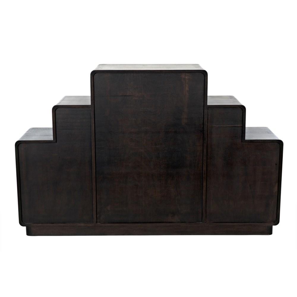Nova Sideboard, Ebony Walnut