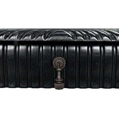 QS Portuguese Desk, Hand Rubbed Black