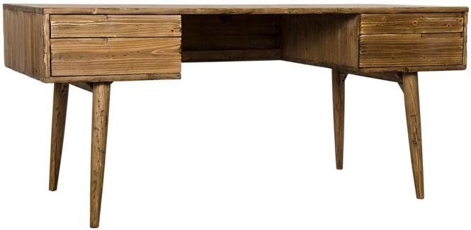 Z Mateo Desk, Old Wood