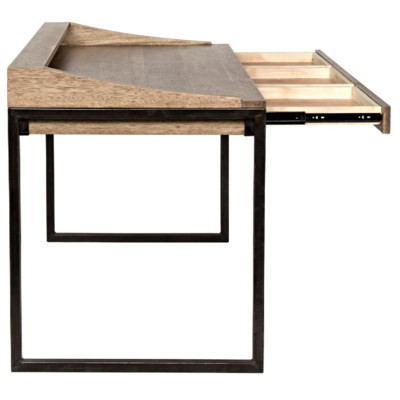 Ling Desk, Washed Walnut
