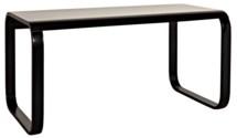 Harvey Desk, Metal