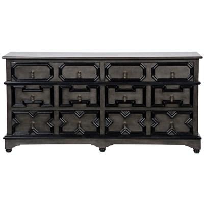 Watson 6 Drawer Dresser, Pale