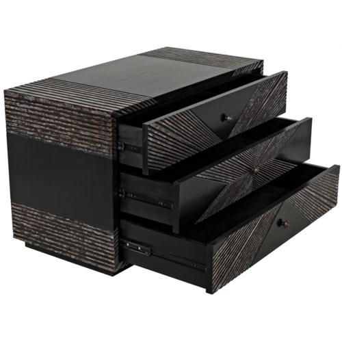 X Dresser, HB w/Silver
