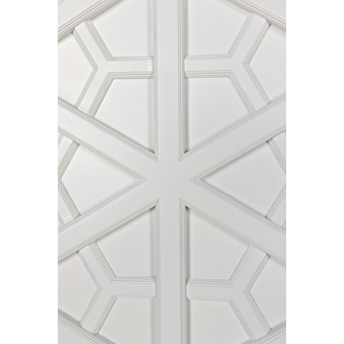 Maharadshcha Hutch, Solid White