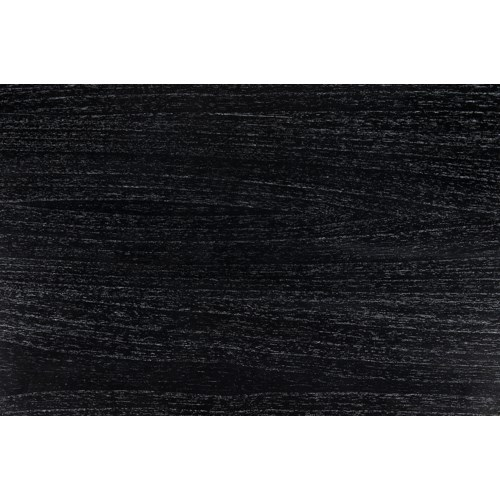 Jess Mirror, Hand Rubbed Black