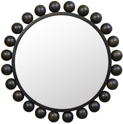 Cooper Mirror, Metal