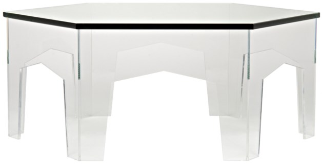 Kame Acrylic Coffee Table