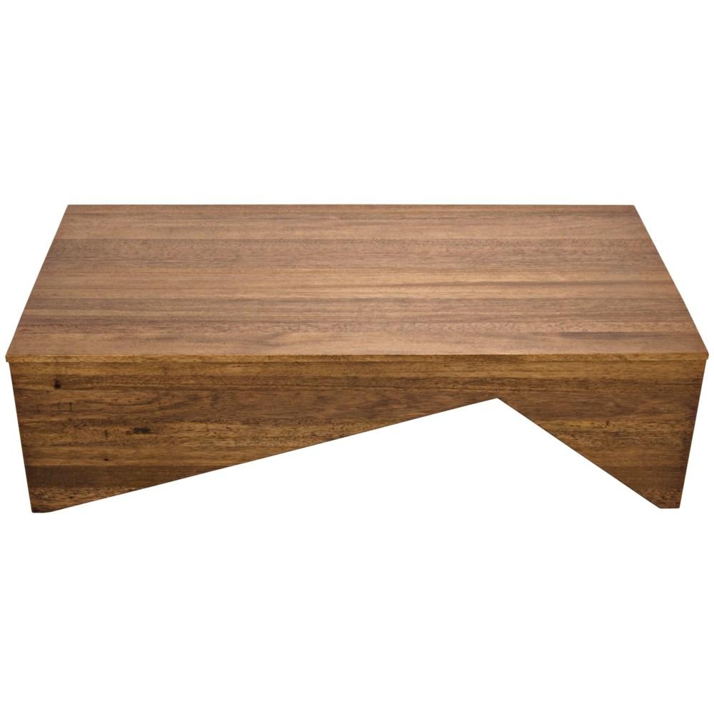 Daiki Coffee Table, Dark Walnut
