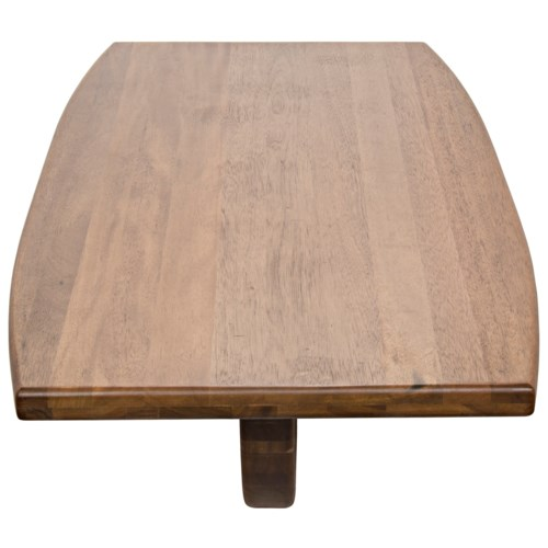 Douglas Coffee Table, Dark Walnut