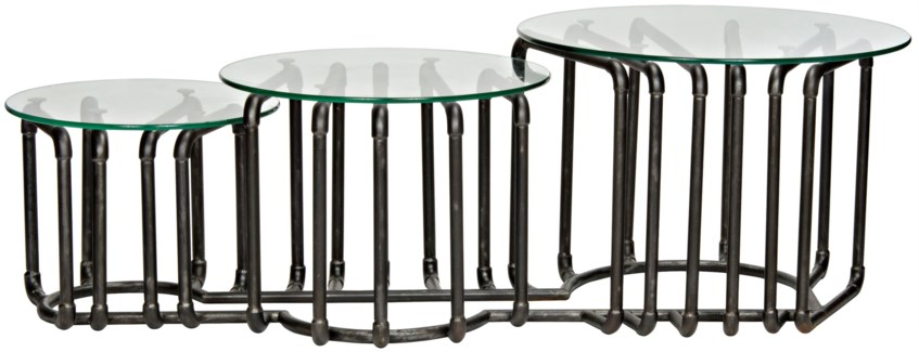 Z Piper Cocktail Table