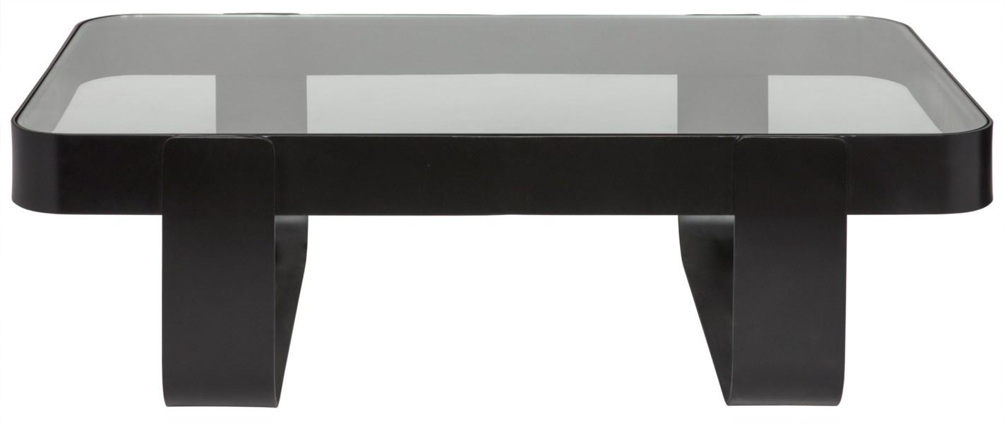 Marshall Coffee Table, Metal