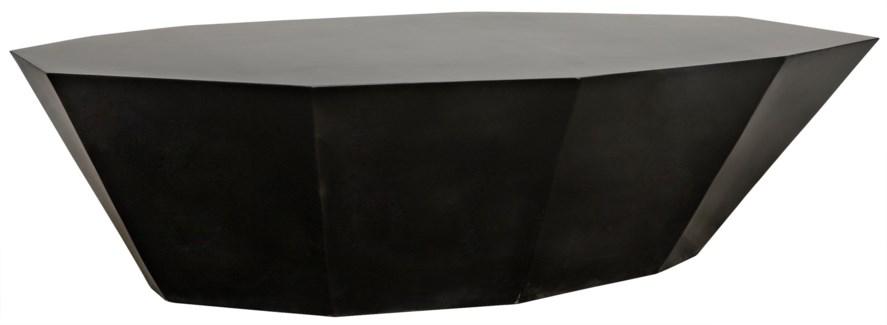 Trillion Coffee Table, Metal
