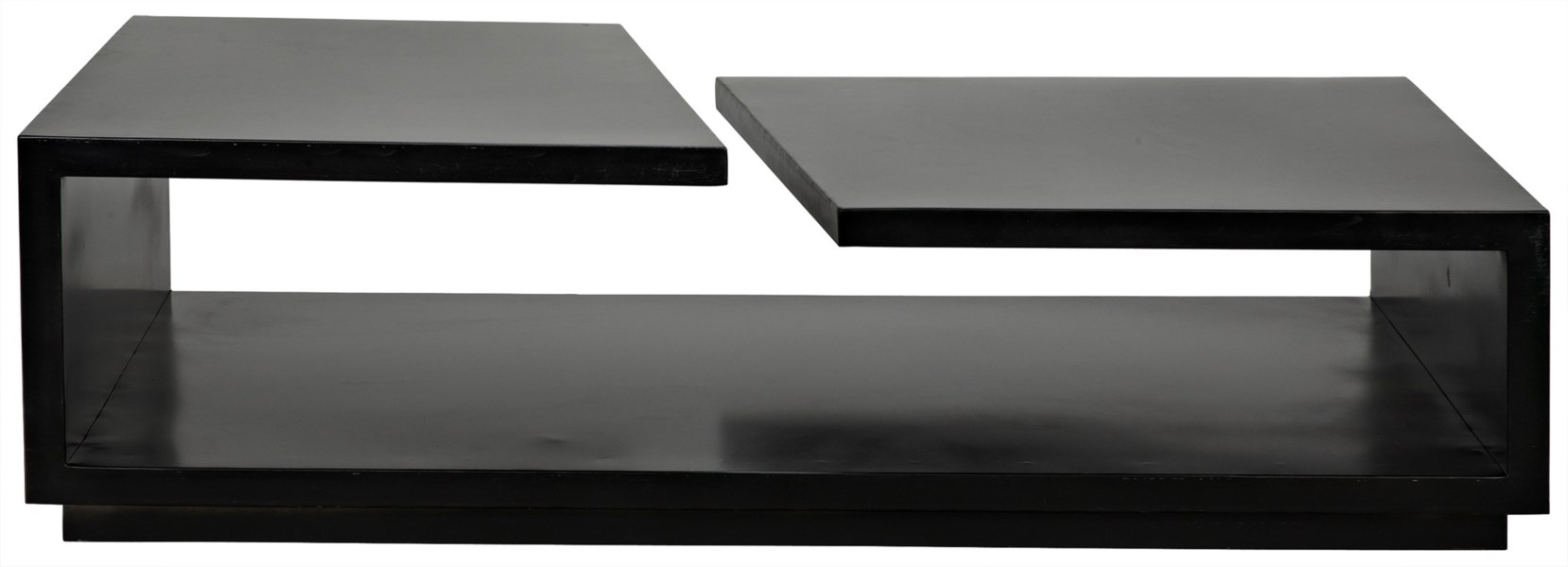 Shift Coffee Table, Metal