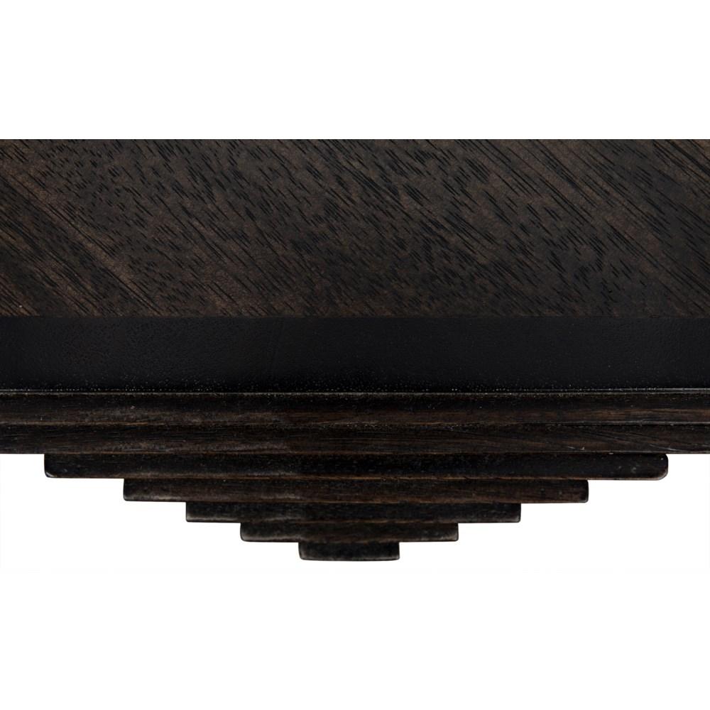 Moore Coffee Table, Ebony