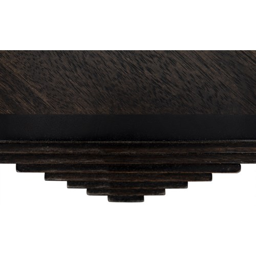 Moore Coffee Table, Ebony