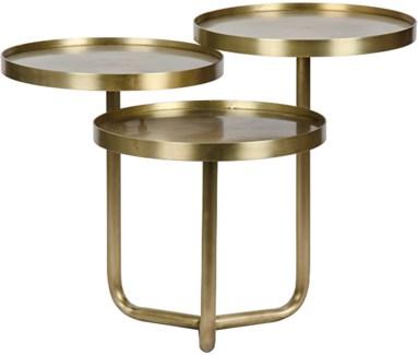 Tre Metal Table, Metal