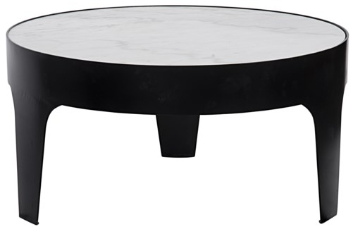 Cylinder Round Coffee Table