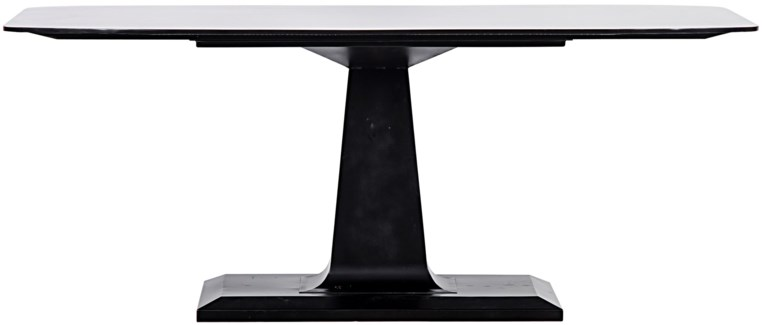 Amboss Dining Table, Metal