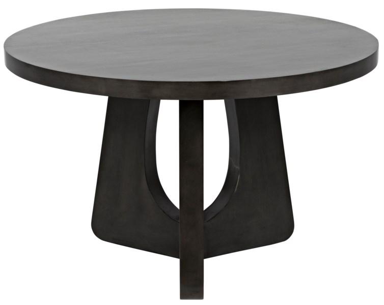 "Nobuko Dining Table, 48"", Pale"