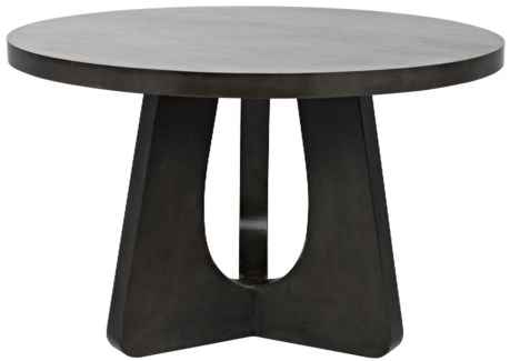 "Nobuko Dining Table, 48"", Pale"