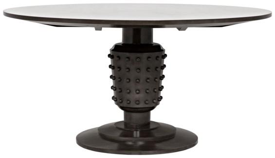 Yoshiko Dining Table, Pale