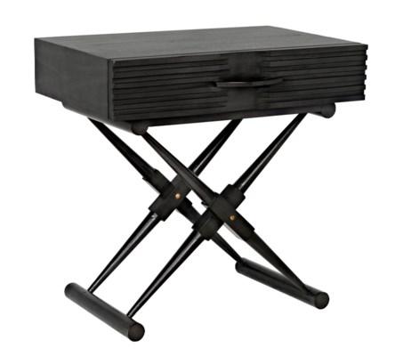 Zanta Side Table, Pale