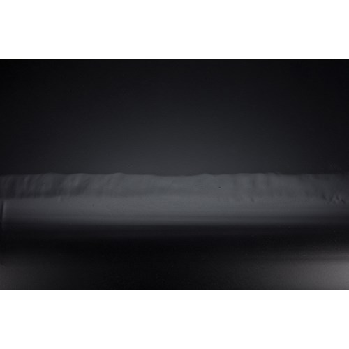 Manning Side Table, Black Metal, Small