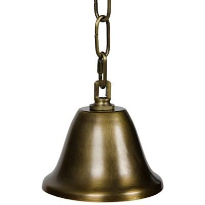 Sprinkle Chandelier, Antique Brass