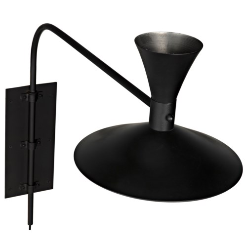 Enzo Sconce, Black Metal