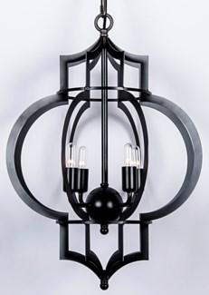 Z Palace Pendant, Metal