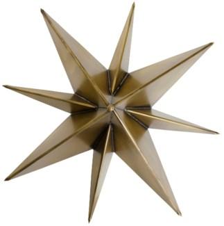 Star Sconce, Metal