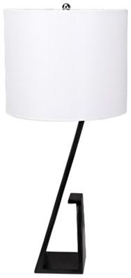 Zander Table Lamp, Metal