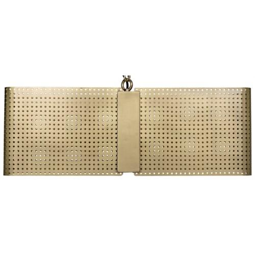 Apollo Lantern, Antique Brass