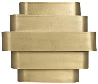 Baas Sconce, Antique Brass