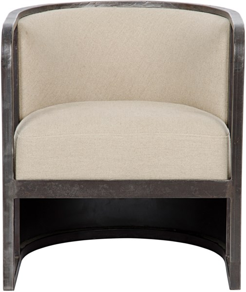 Joseph Chair, Metal