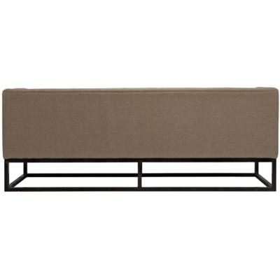 Futura Sofa with Metal Base