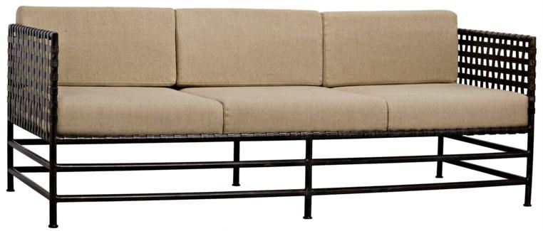 Bartolome Sofa with Linen