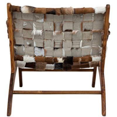 Kamara Chair, Cow Hide