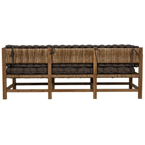 Wiley Sofa, Teak