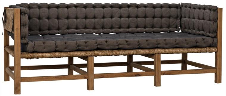 Wiley Sofa, Teak