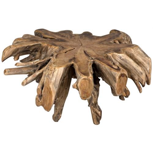 Teak Root Coffee Table