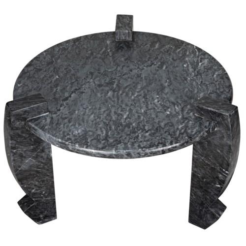 Lorenzo Coffee Table, Black Stone