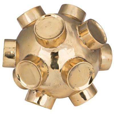 Mota Sculpture, Brass