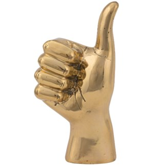 Thumbs Up, Brass