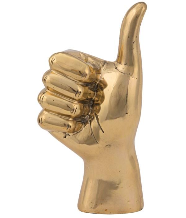 Thumbs Up, Brass