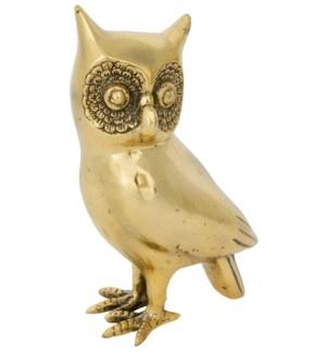 Owl, A, Brass