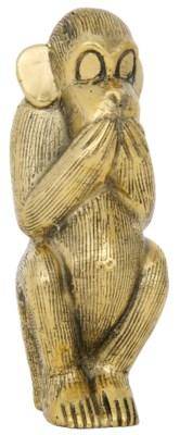 Monkey, B, Brass