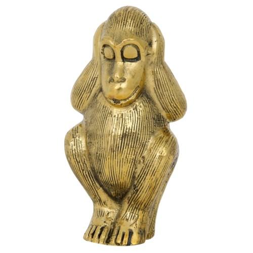 Z Monkey, C, Brass